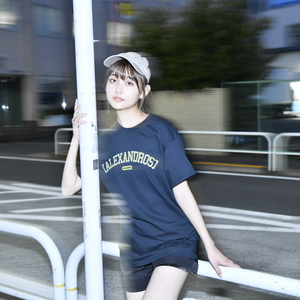 Vintage Style T-Shirt(Black×Yellow)