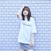 【NEW】Logo Oversized T-Shirt(White)