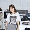【NEW】Graffiti Photo Tee(White)