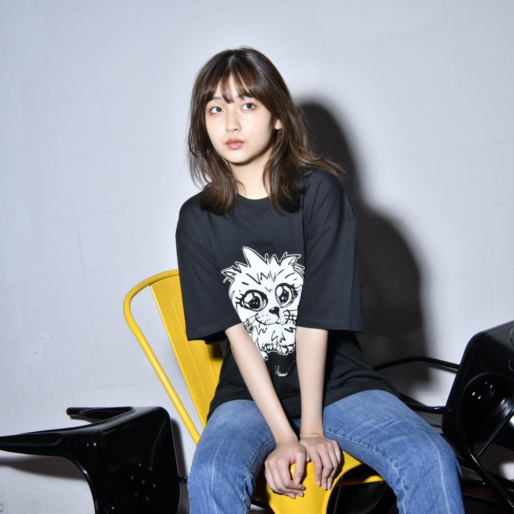 【NEW】Luan Tee Ma-kun ver.(Black)