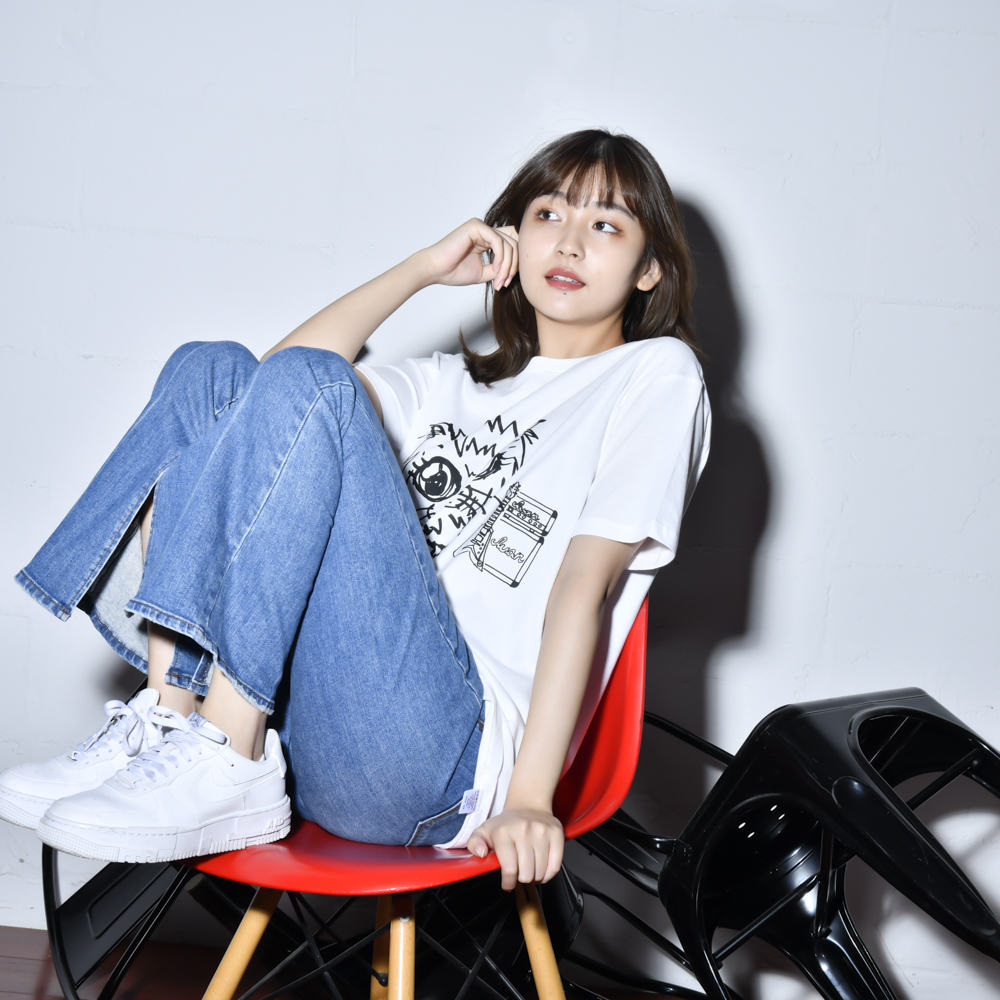 【NEW】Luan Tee Ma-kun ver.(White)