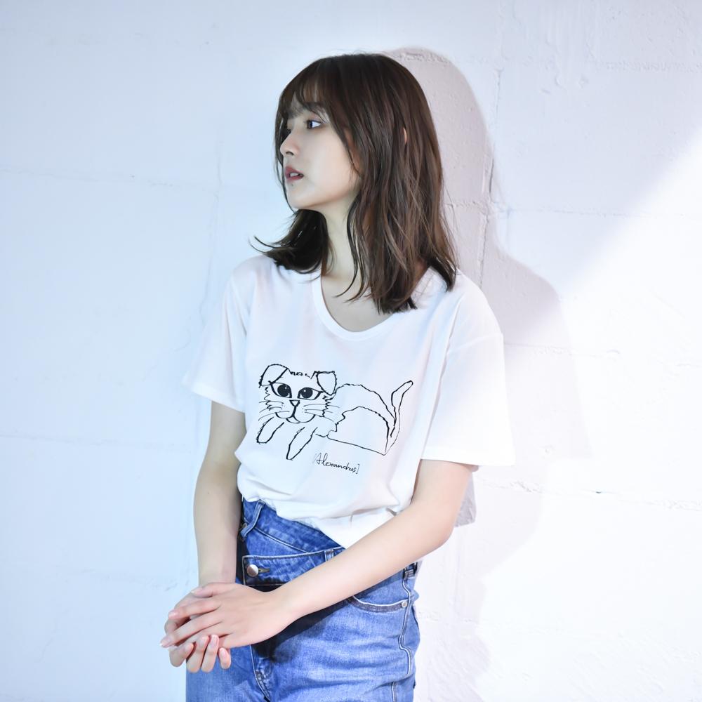 【NEW】Luan Tee Hiro ver.(White)