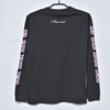 """【NEW】""""Don't Doubt Your Art"""" Long Sleeve Tee(Sumi)"""