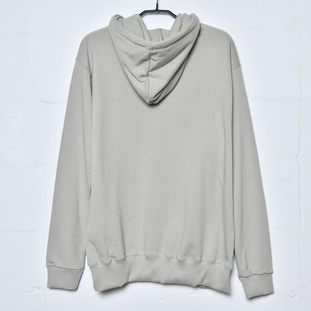 【NEW】Embroidery Logo Hoodie(Khaki)