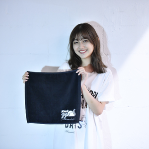 【NEW】Luan Mini Towel Hiro ver.(Black)