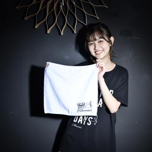 【NEW】Luan Mini Towel Hiro ver.(White)