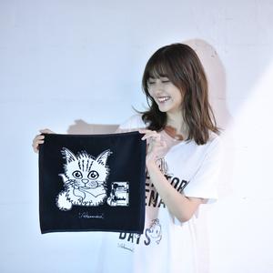【NEW】Marsha Mini Towel(Black)