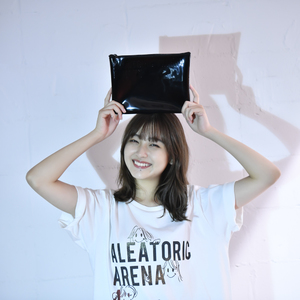 【NEW】Embossed PVC Pouch
