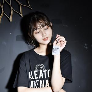 【NEW】ALEATORIC ARENA 4 DAYS Acrylic Keychain(White)