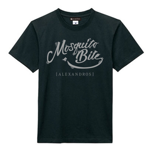 【NEW】Mosquito TEE (BLACK)