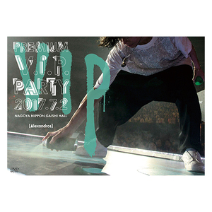 PREMIUM V.I.P. PARTY 2017. 7. 2 NAGOYA NIPPON GAISHI HALL (DVD)*UKFC ONLINE 限定販売