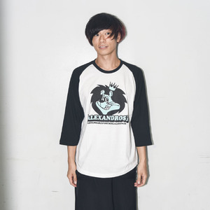 【VIP NEW】LION RAGLAN SLEEVE TEE