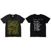 【NEW】Sleepless in Japan Tour TEE [GRAFFITI] (BLACK)