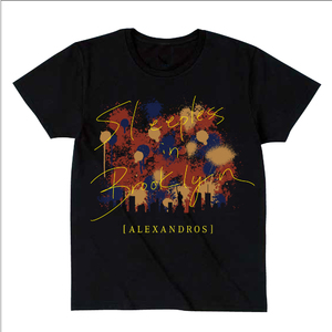 【NEW】Sleepless in Japan Tour TEE [LOGO] (BLACK)