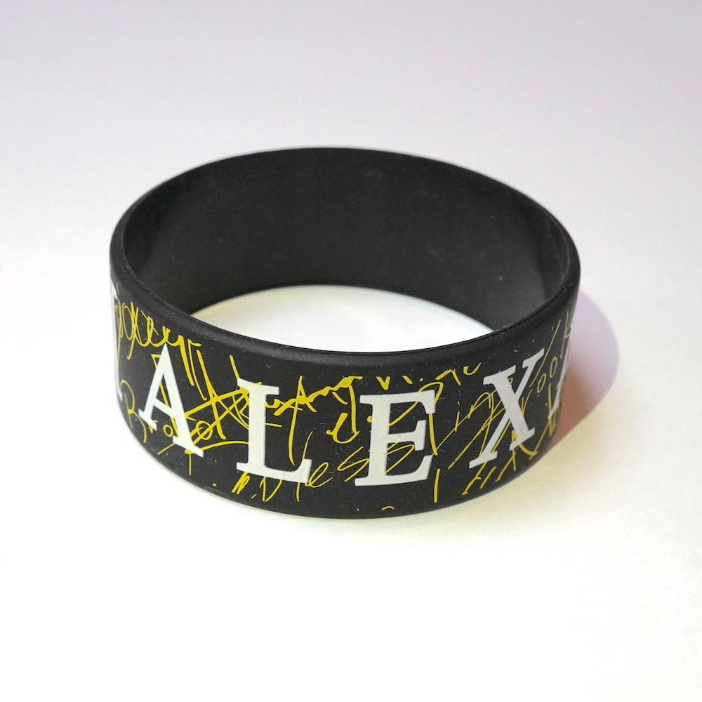 Sleepless in Japan Tour RUBBER BAND (BLACK)