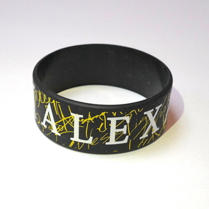 【NEW】Sleepless in Japan Tour RUBBER BAND (BLACK)