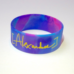 【NEW】Sleepless in Japan Tour RUBBER BAND (MARBLE)