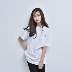 POCKET TEE (WHITE)
