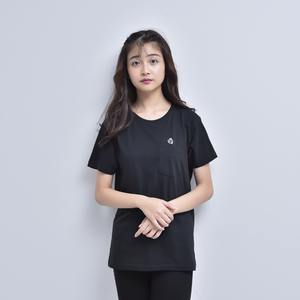 POCKET TEE (BLACK)