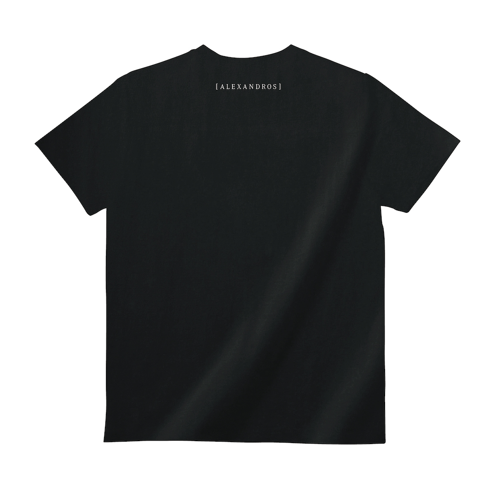 【NEW】SPLIT INK LOGO TEE (BLACK)(Sleepless in Japan Arena Tour限定)