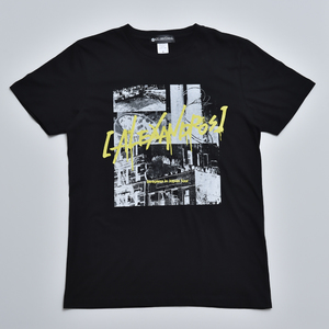 PHOTO LOGO TEE (BLACK)