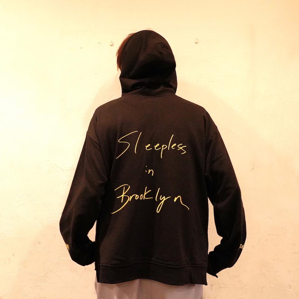 【NEW】Sleepless in Brooklyn HOODIE -YOOHEI EDITION-*UKFC ONLINE 限定販売