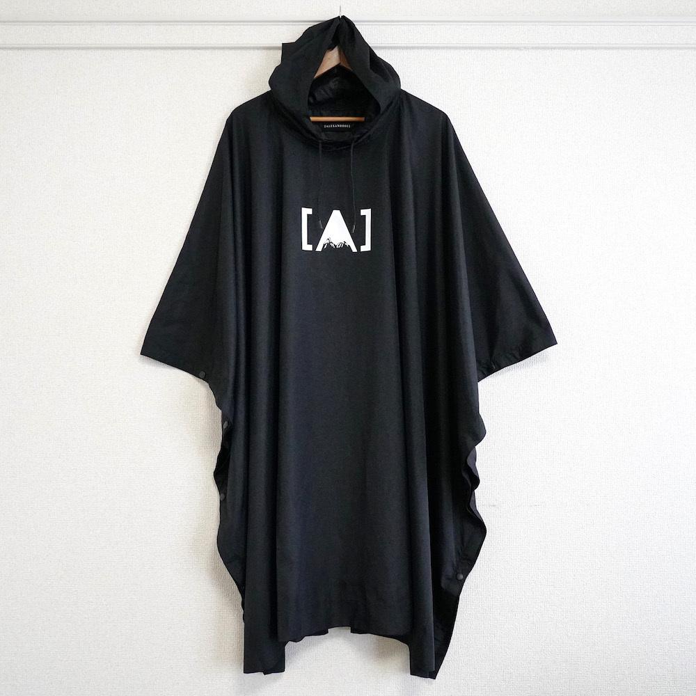 【NEW】RAIN PONCHO