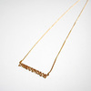 HAIRPIN & NECKLACE SET (GOLD)