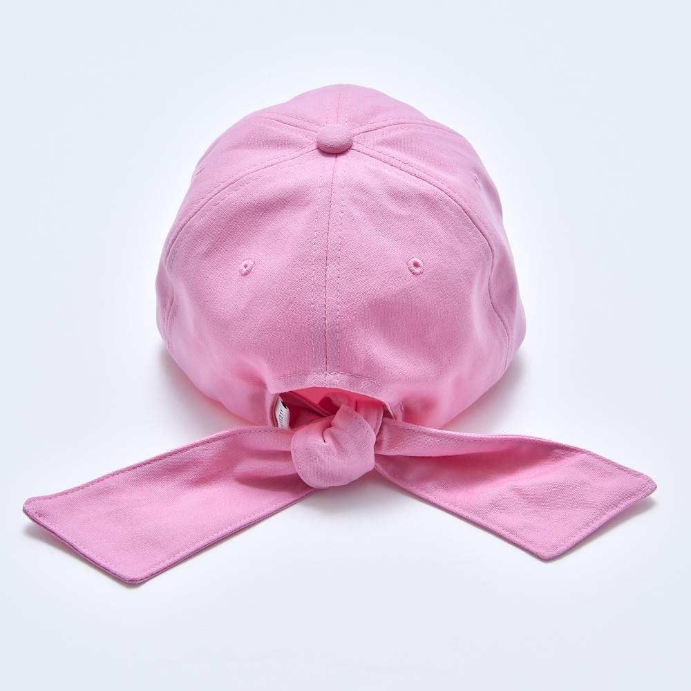RIBBON CAP (PINK)