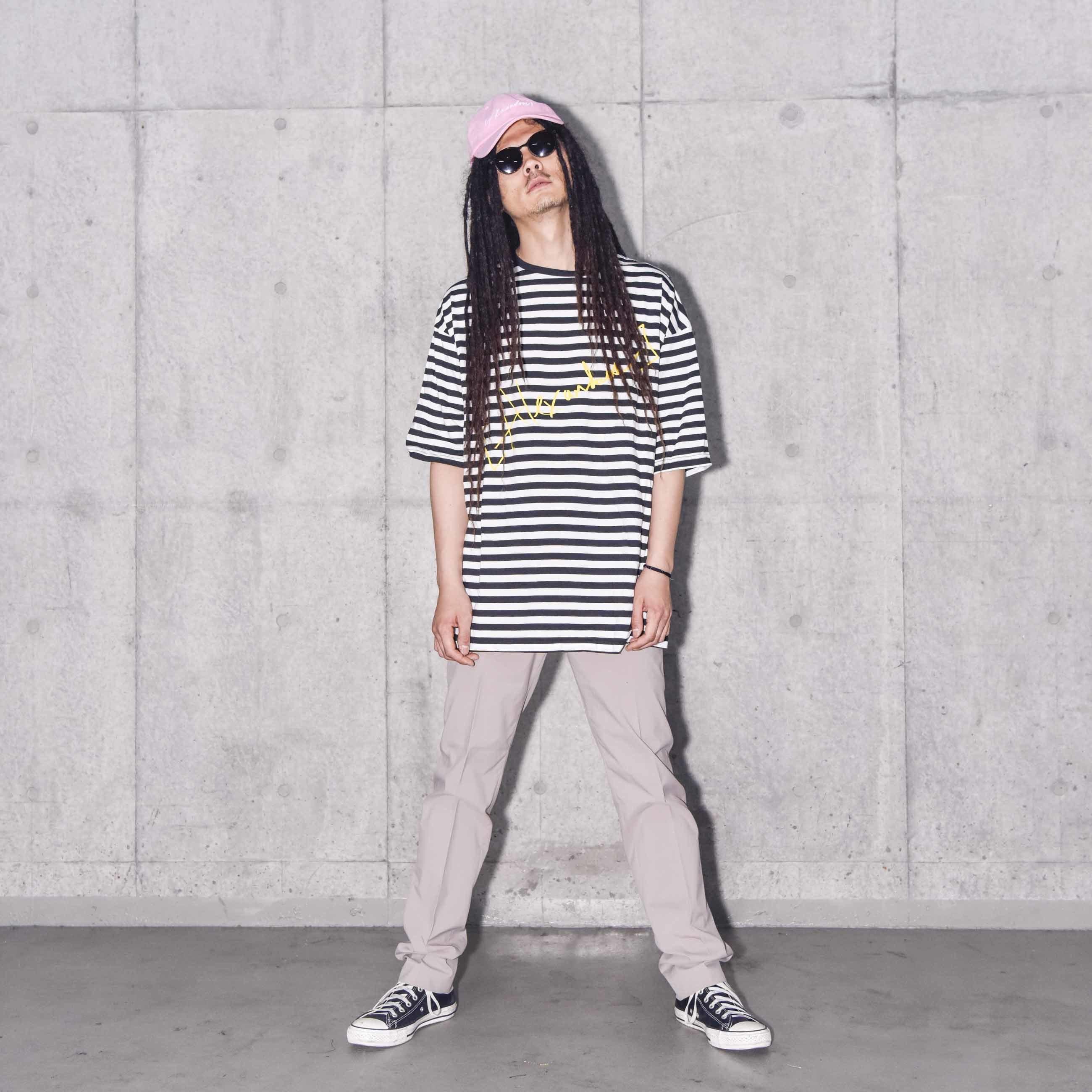 BORDER TEE (YELLOW)(Sleepless in Japan Arena Tour限定)