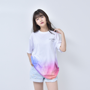 【NEW】2019 SUMMER GRADATION TEE