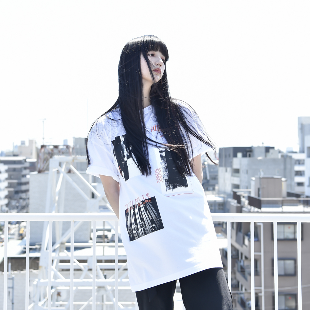 【NEW】2019 SUMMER TEE (WHITE)