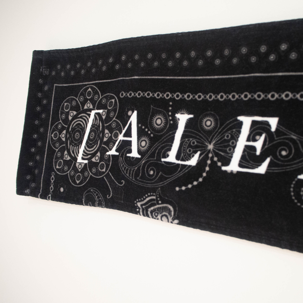 【NEW】PAISLEY MUFFLER TOWEL