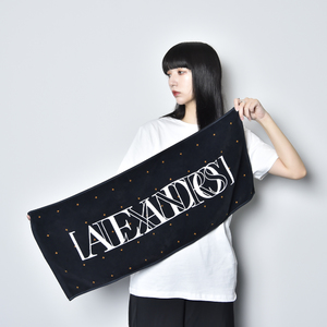 LOGO FACE TOWEL