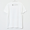 【NEW】9th Anniv. SQUARE LOGO TEE(WHITE)