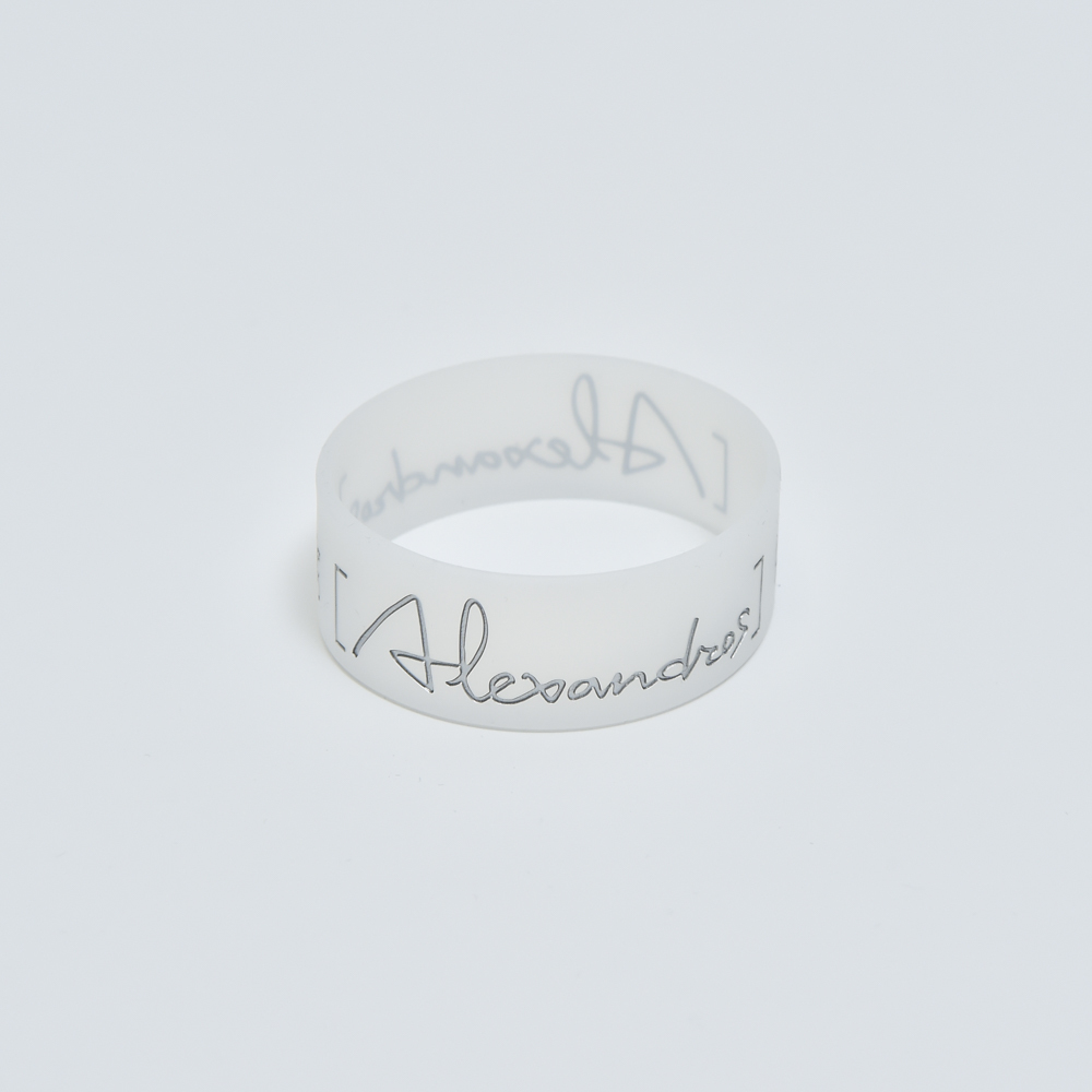 RUBBER BAND(CLEAR)
