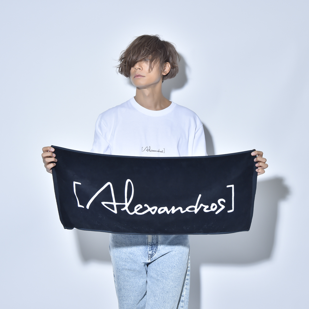 【受注販売】2020. LOGO FACE TOWEL (BLACK)