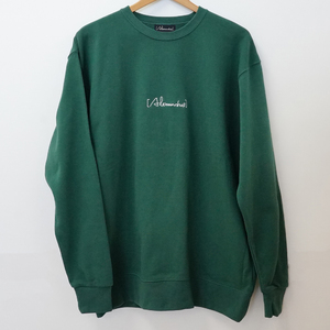【NEW】SWEAT (IVY GREEN)