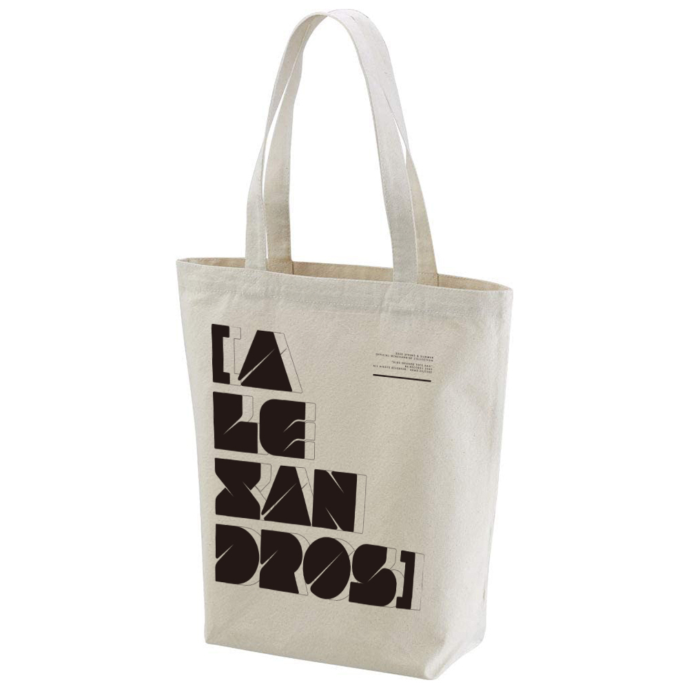 【NEW】TOTE BAG(NATURAL)