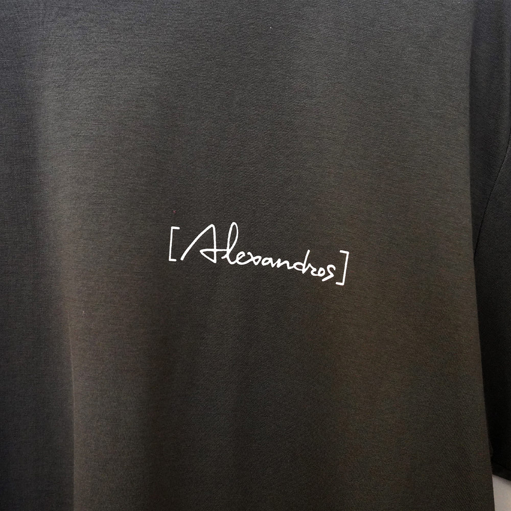 10th Anniv. Limited TEE(CHARCOAL)