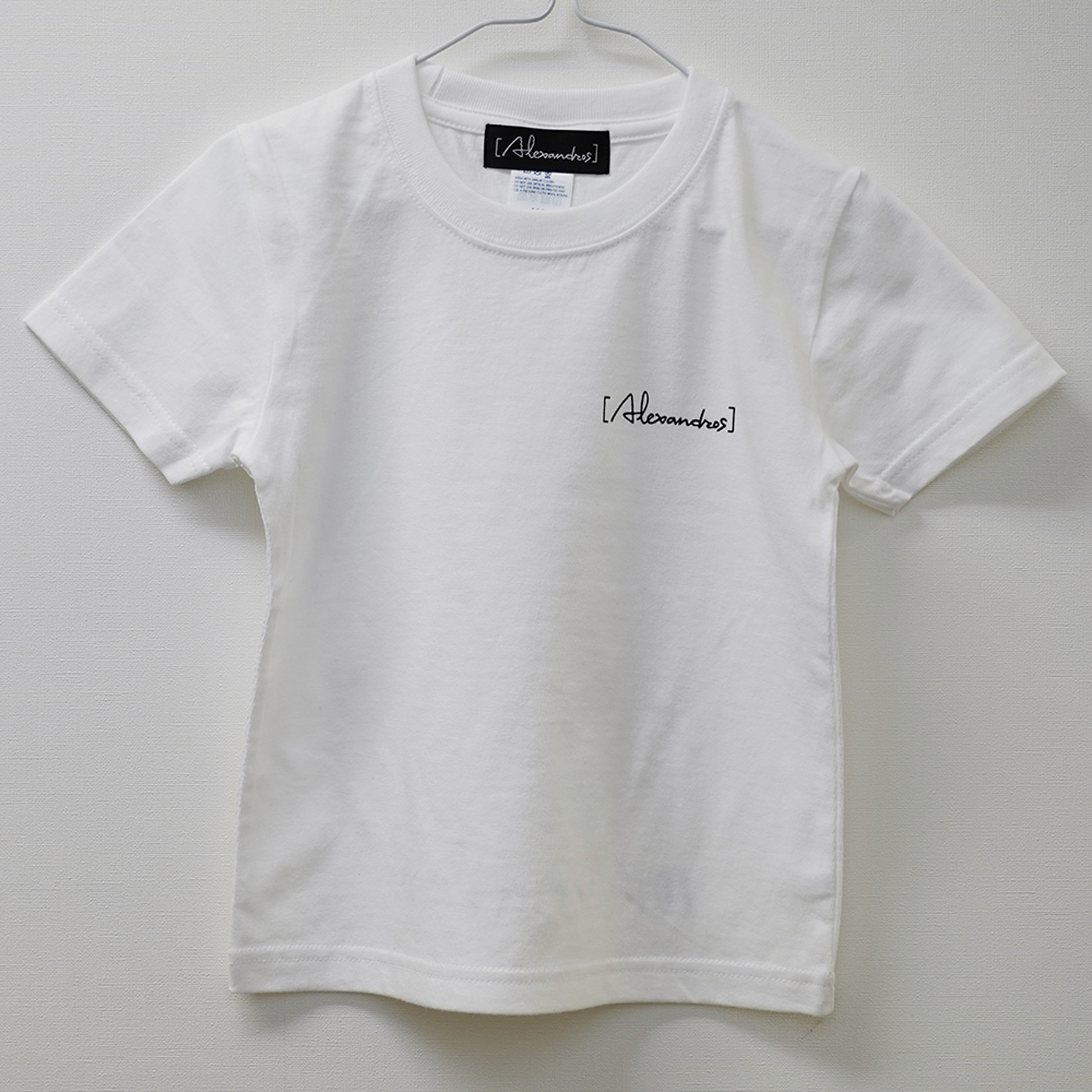 10th Anniv. Limited TEE (Kids size/WHITE)