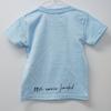 10th Anniv. Limited TEE (Kids size/LIGHT BLUE)