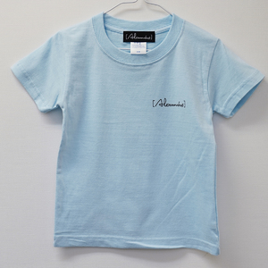 10th Anniv. Limited TEE (Kids size/LIGHT BLUE)