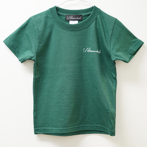 10th Anniv. Limited TEE (Kids size/IVY GREEN)