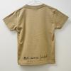 10th Anniv. Limited TEE (Kids size/SAND KHAKI)