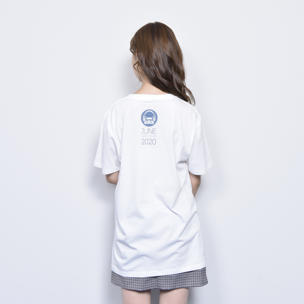 【NEW】BED ROOM TEE(WHITE)