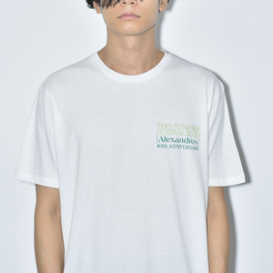 【NEW】THIS SUMMER FESTIVAL 2020 TEE(WHITE)