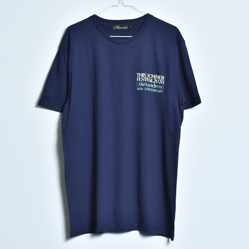 THIS SUMMER FESTIVAL 2020 TEE(NAVY)