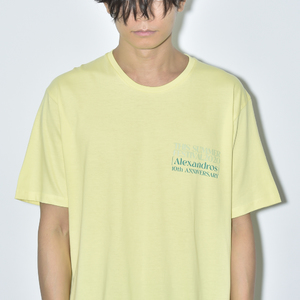 【NEW】THIS SUMMER FESTIVAL 2020 TEE(LIGHT YELLOW)