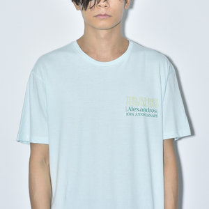 THIS SUMMER FESTIVAL 2020 TEE(LIGHT BLUE)